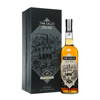 The Cally 40 YO Single Grain