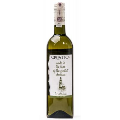 Croatica Grasevina Semi-Dry