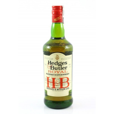 Hedges & Butler Royal