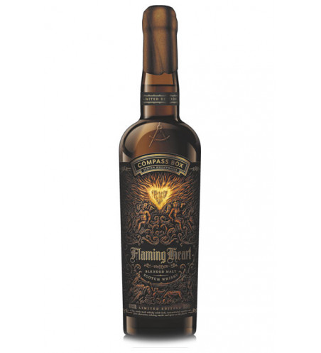 Compass Box Flaming Heart 5th Edition