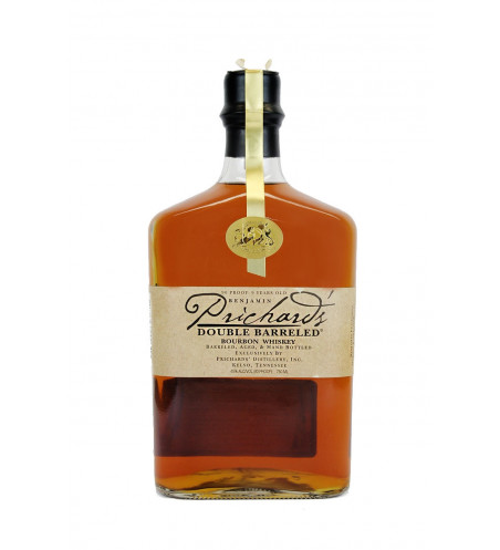 Prichard's Double Barreled Bourbon