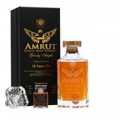 Amrut 10 YO Greedy Angels