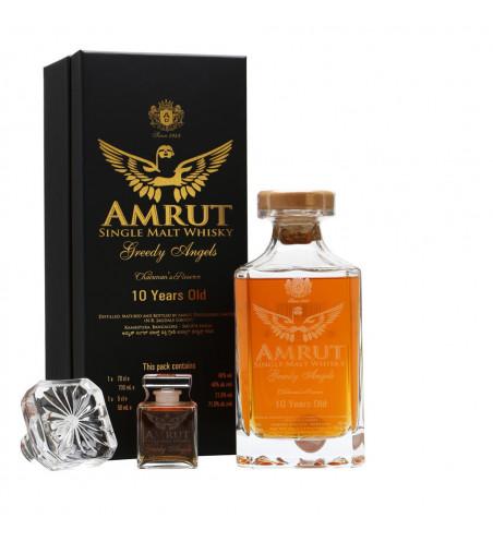 Amrut 10 YO Greedy Angels