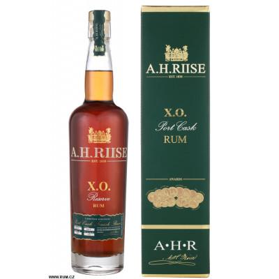 A.H. Riise XO Rum Port Cask...