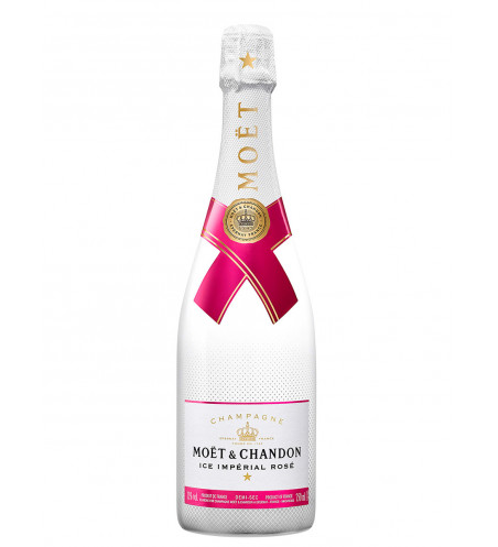 Moet Ice Imperial Rose