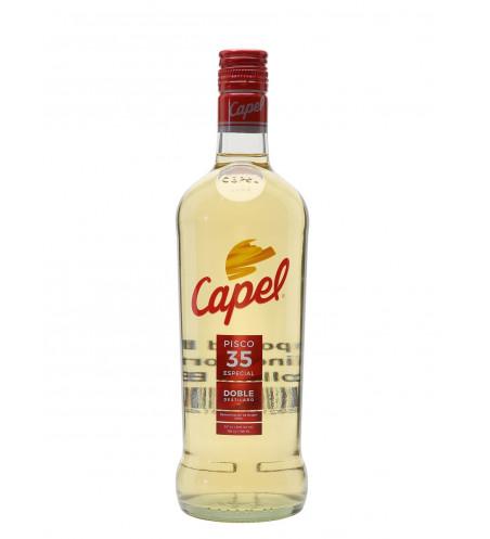 Pisco Capel 35%