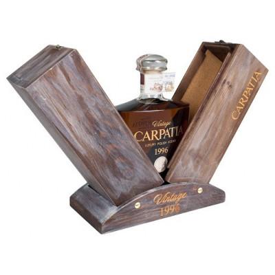 Wódka Carpatia Vintage 1999...