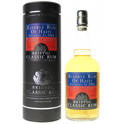 Bristol Classic Rum Haiti 2004