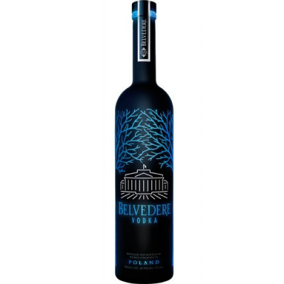 Belvedere Midnight 1,75L