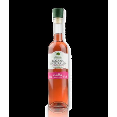 Wódka Zielona Natura Różana...