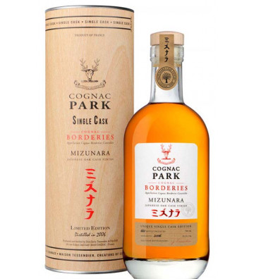 Cognac Park Mizunara Single...