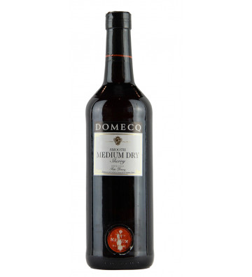 Domecq Medium Dry Sherry