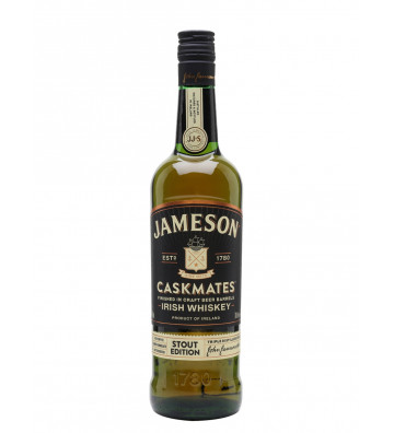Jameson Caskmaster Stout...