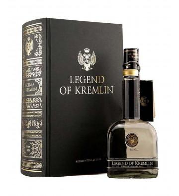 Legend of Kremlin w Książce