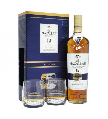 Macallan 12YO Double Cask...