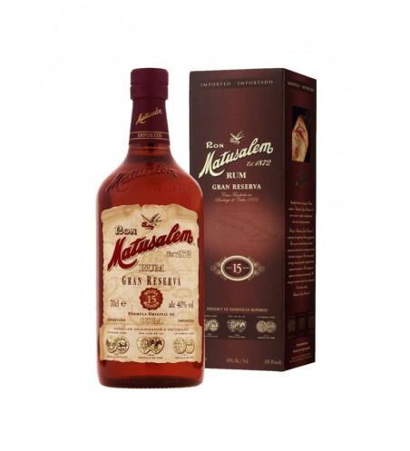 Matusalem Gran Reserva Rum 15YO