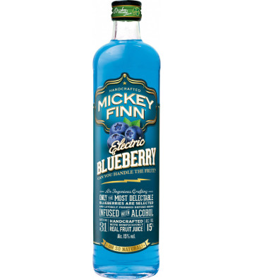 Mickey Finn Sour Blueberry