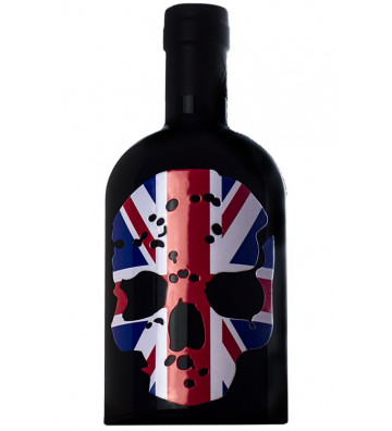 Wódka Ghost Union Jack Edition