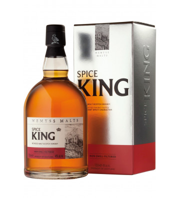 Wemyss Malts Spice King12...