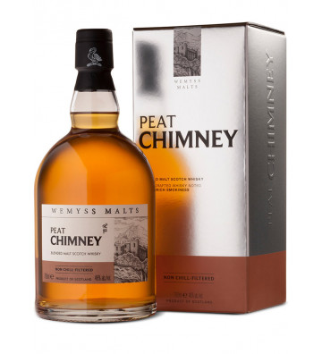 Wemyss Malts Peat Chimney...