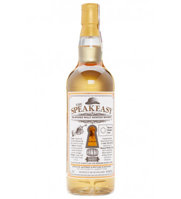 The Speakeasy Blended Malt