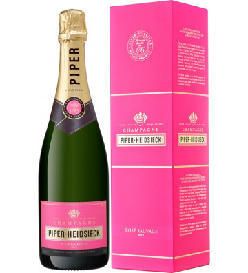 Piper Heidsieck Rose Brut