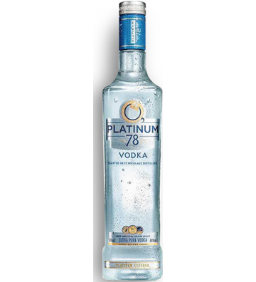 Platinum 78 Vodka
