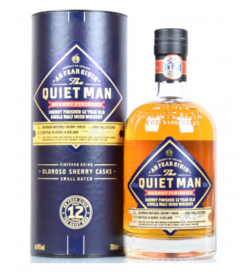 Quiet Man 12YO Sherry Finish