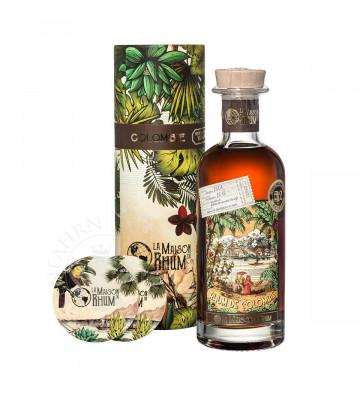Rum LMDR Colombia Guatemala