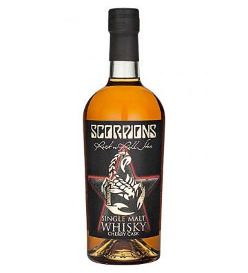 Scorpions single malt...