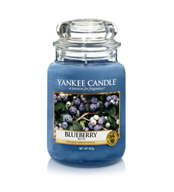 Yankee Candle - BLUEBERRY 623g