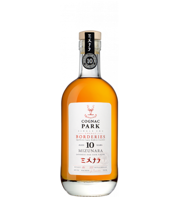 Cognac Park Mizunara 10YO