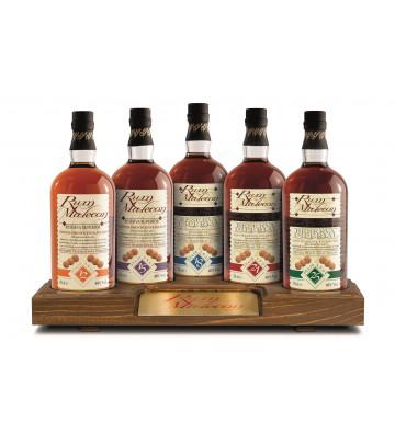 Malecon Zestaw 5 Butelek