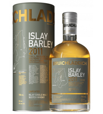 Bruichladdich Islay Barrley...