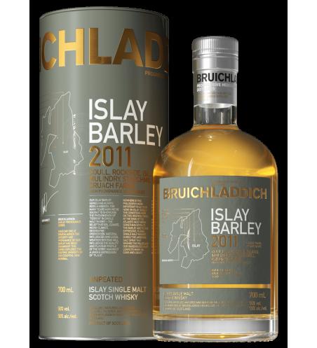 Bruichladdich Islay Barrley 2011