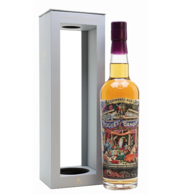 Compass Box Rogues Banquet