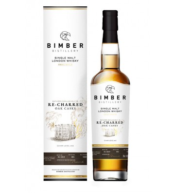 Bimber London SM Whisky...