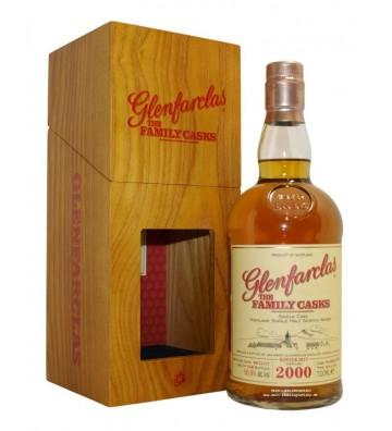 Glenfarclas Family Cask 2000