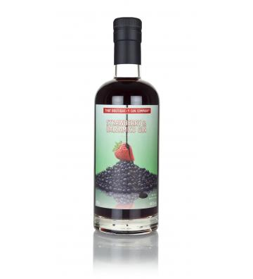 STRAWBERRY & BALSAMICO GIN...