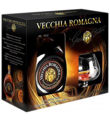 Vecchia Romagna + Kieliszek