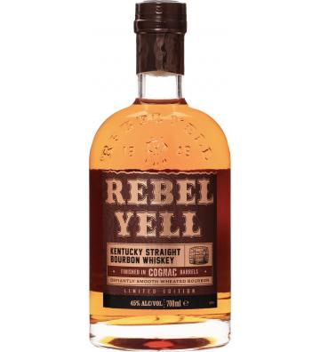 Rebel Yell Cognac Finish