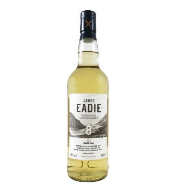 James Eadie Caol Ila 8YO