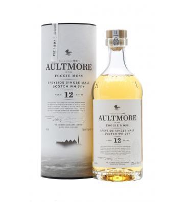 Whisky Aultmore 12 YO 0,7l
