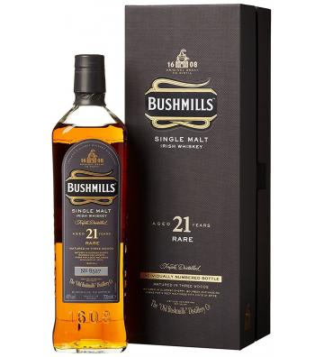 Bushmills 21YO