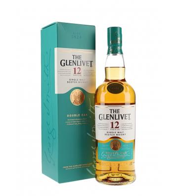The Glenlivet 12YO Double Oak