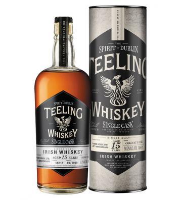 Teeling 15YO Cognac Cask