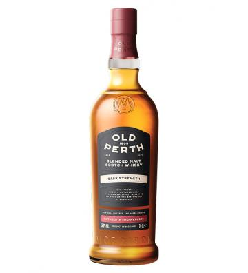 Old Perth Cask Strength 56,8%