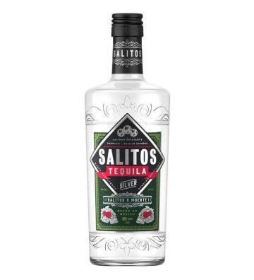 Salitos Silver Tequila