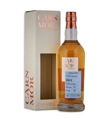 Carn Mor Old Pulteney 2011