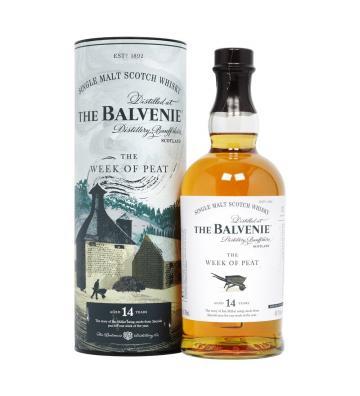 The Balvenie - Week of peat